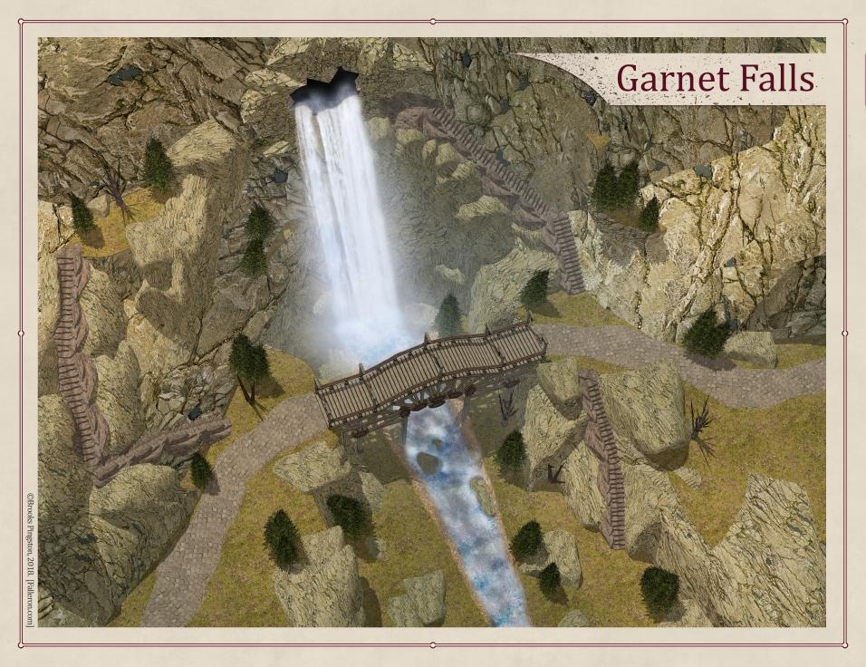 Garnet Falls