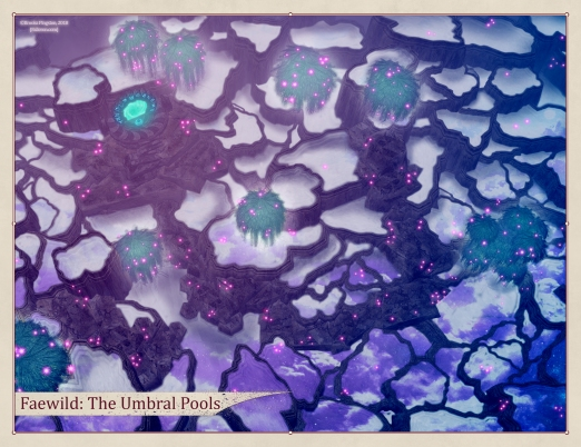 The Umbral Pools