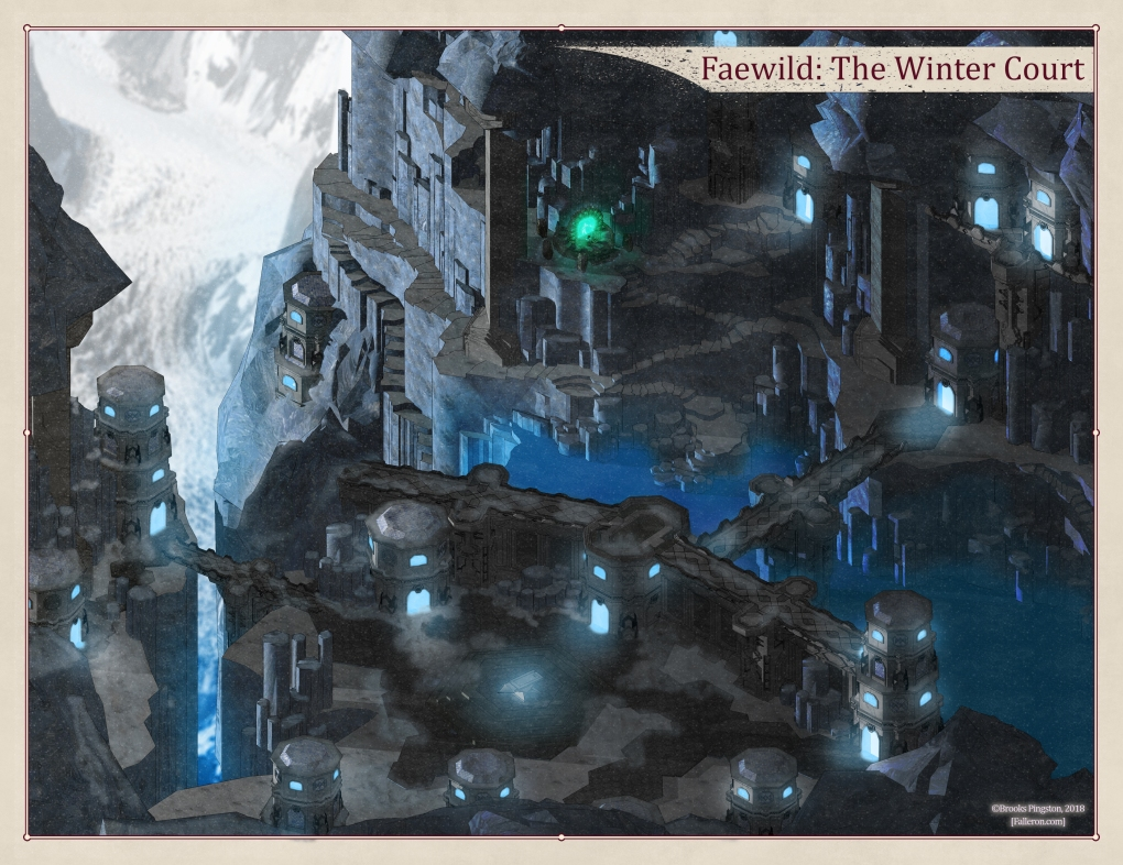 Faewild: The Winter Court