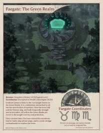 Faegate: Green Realm