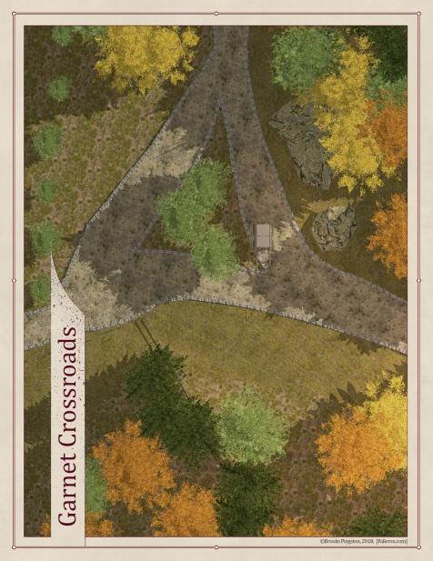 Garnet Crossroads