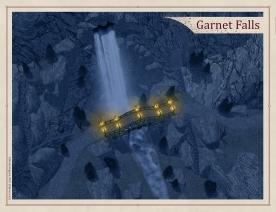 Garnet Falls Night