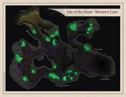 Isle of the Hunt - Shadow Cave