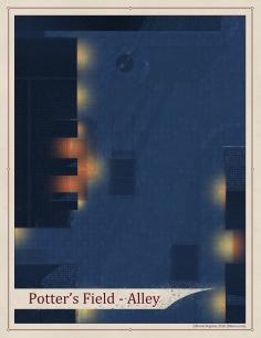 Potter's Field Night Alley