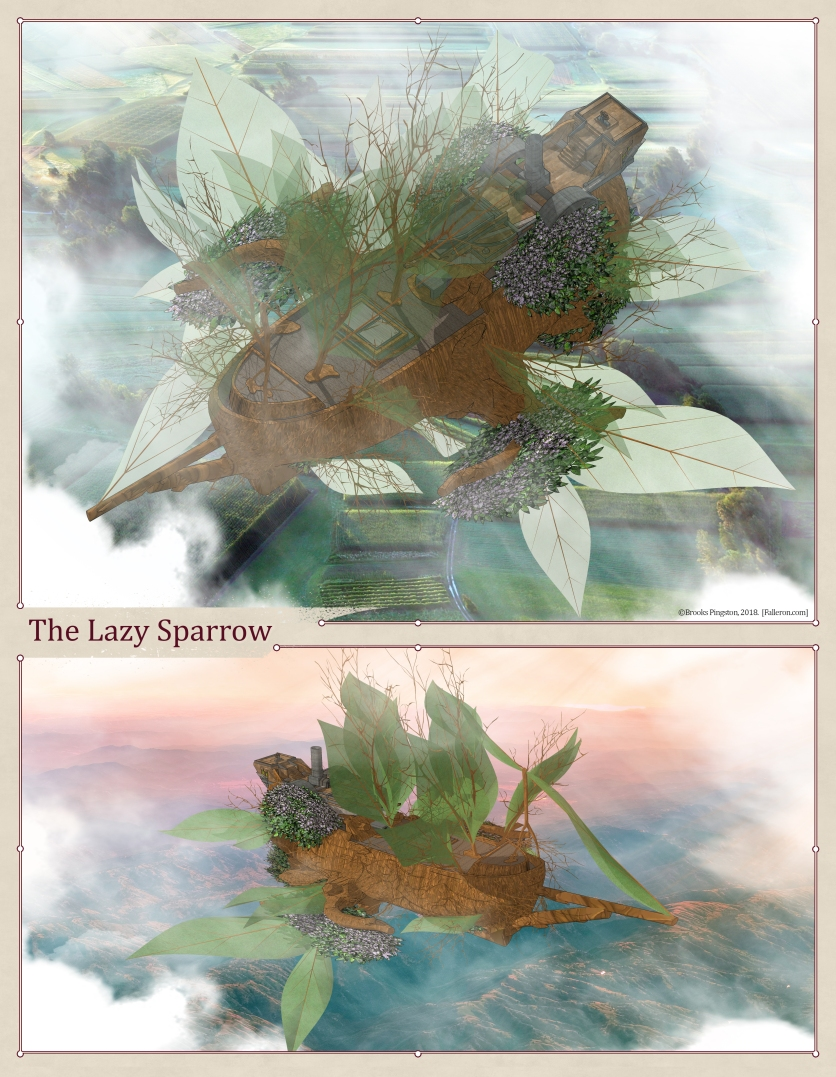The Lazy Sparrow