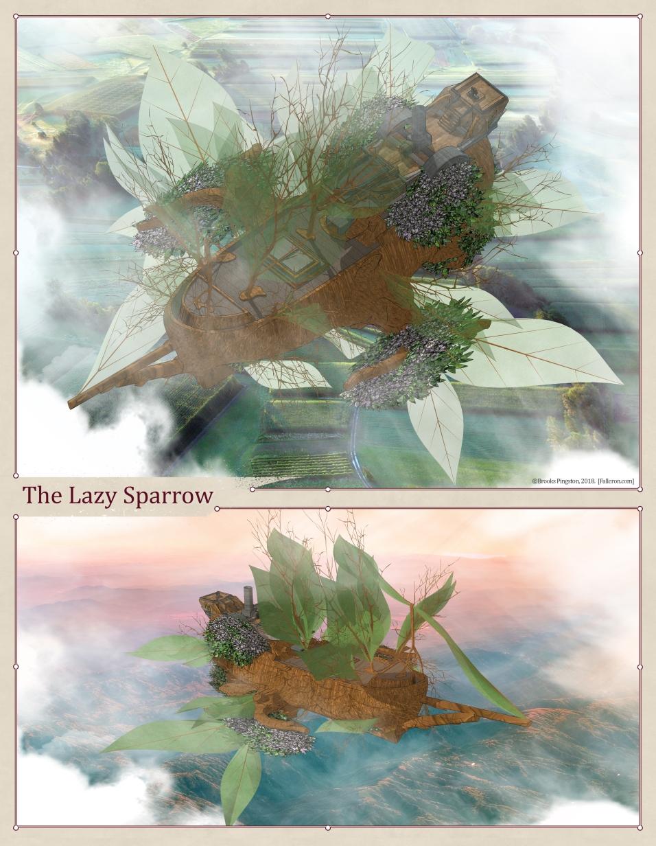 The Lazy Sparrow
