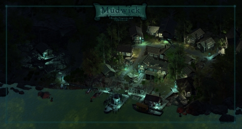 Mudwick - Night